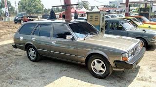 Jual Corona TT Wagon 84 - Minat O82115629O8O - BEKASI