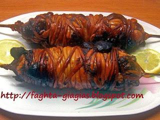 Κοκορέτσι παραδοσιακό ή κοκορετσάκια - από «Τα φαγητά της γιαγιάς»