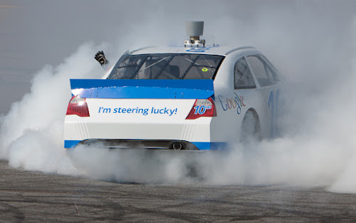 Google NASCAR