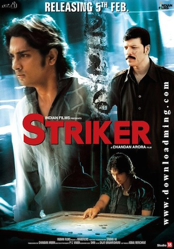 Striker 2010 Hindi 480p WEB HDRip 300mb