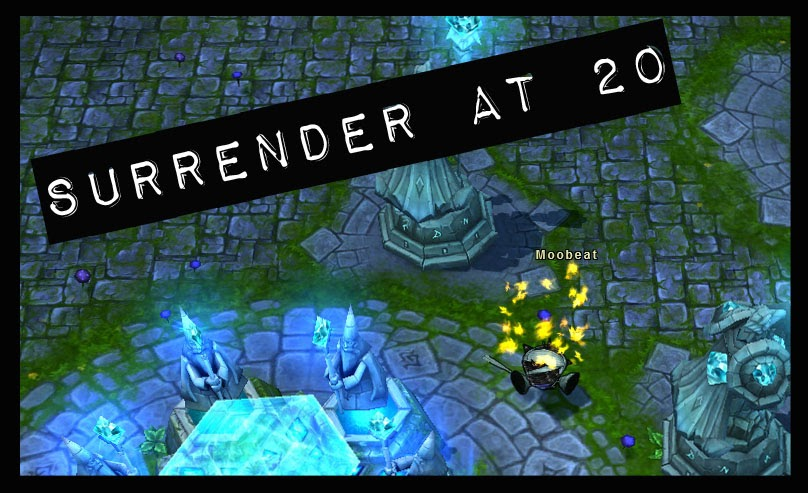 Surrender At 20: Your Opinions On Original Content?