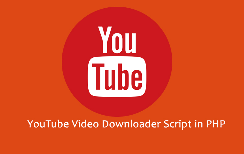 Simple Youtube Video Downloader Php Script free Download