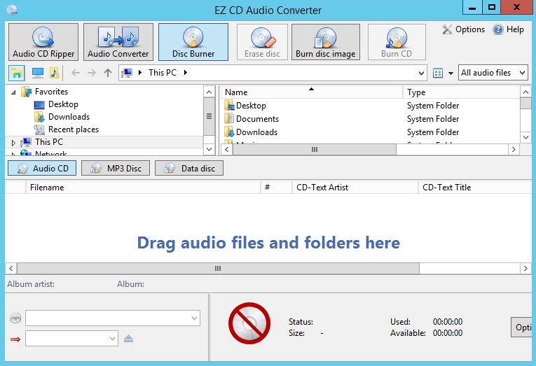 EZ CD Audio Converter 9.0.5