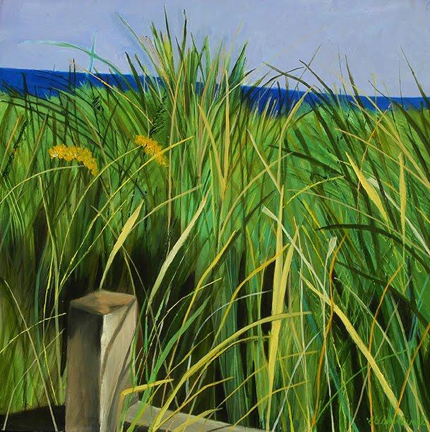 Beautiful Nature Paintings by Ellen Sinel