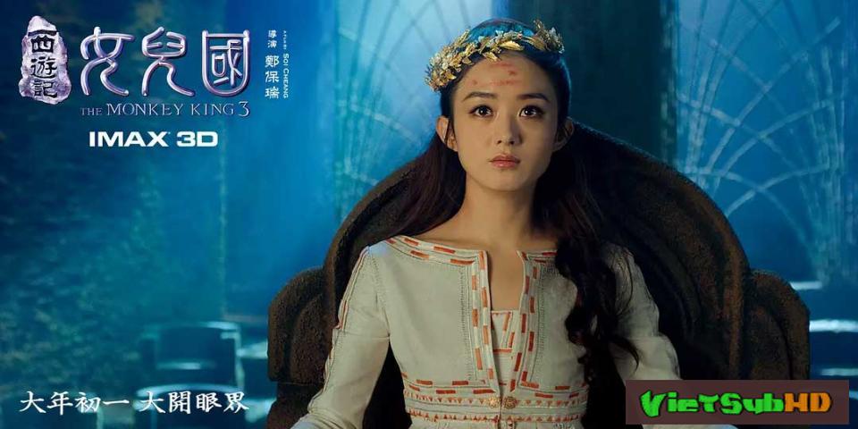 Phim Tây Du Ký 3: Nữ Nhi Quốc VietSub HD | The Monkey King 3: Kingdom Of Women 2018