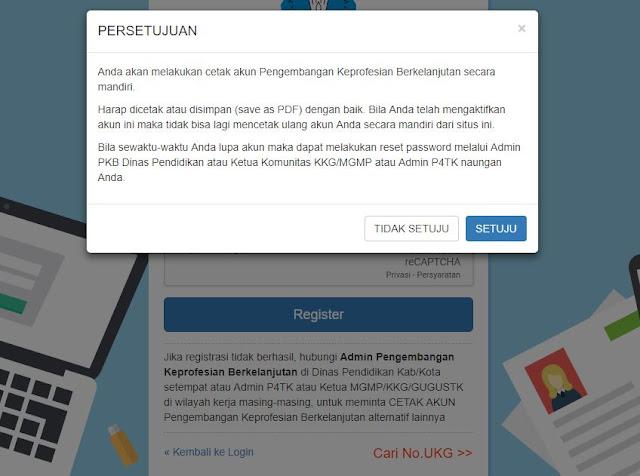 persetujuan regitrasi sim pkb