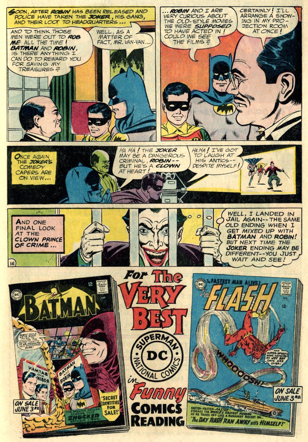 Detective Comics (1937) 341 Page 20