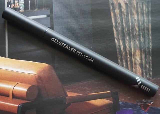 My IPKN GelStealer Pen Liner - Real Black (#01)