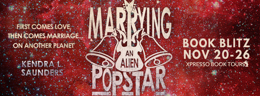 Marrying An Alien Popstar Book Blitz