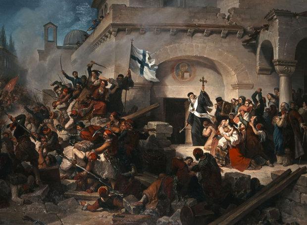 """Αφιέρωμα: Το """"Ολοκαύτωμά της Μονής Αρκαδίου"""" στις 9 Νοεμβρίου του 1866 (βίντεο ντοκιμαντέρ)"""
