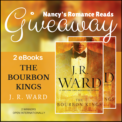Giveaway: THE BOURBON KINGS by J.R. Ward