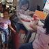 HEART-BREAKING: Isang Ama Na Tinutukan na Maigi ang Anak Habang Kumakain sa Fast Food Chain Goes Viral.