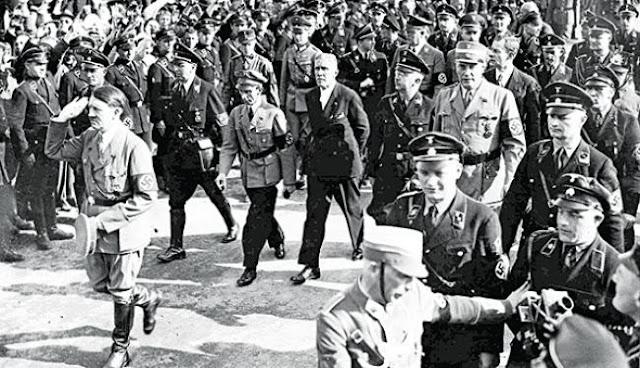 Απίστευτο! Η Γερμανία πληρώνει συντάξεις σε αποφυλακισμένα μέλη των SS