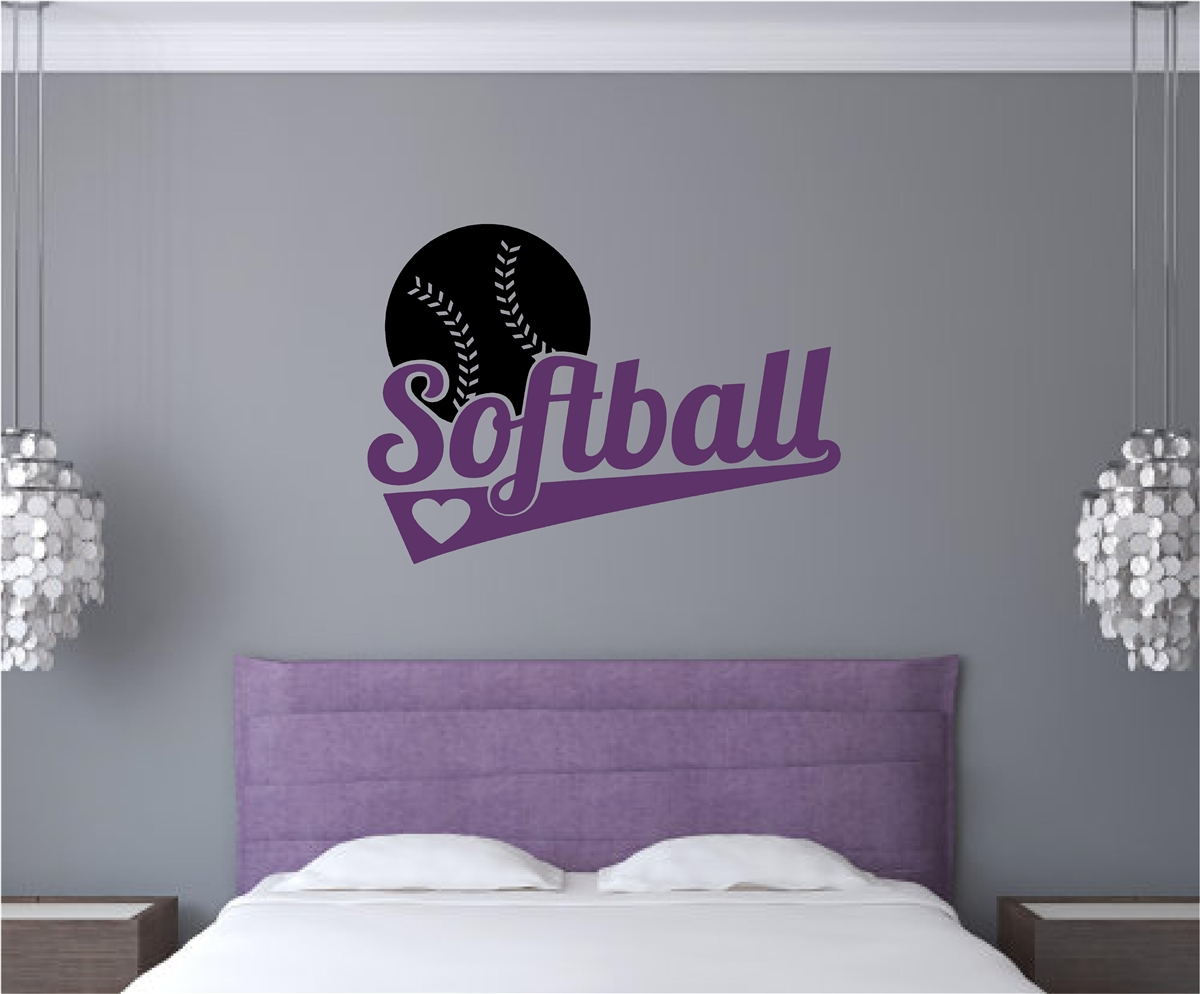 Softball Bedroom Decorations Design And Ideas 7
