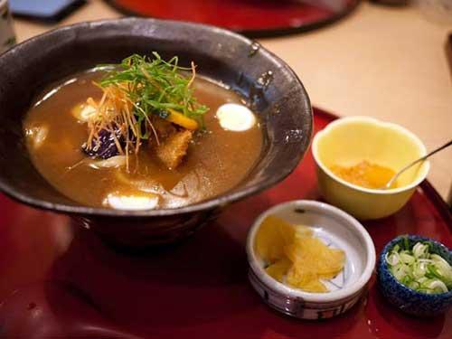 Toyohashi Curry Udon.