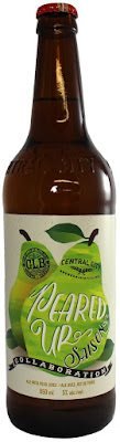 Image: Central City Brewers + Distillers & Great Lakes Brewery Peared Up Saison Collaboration