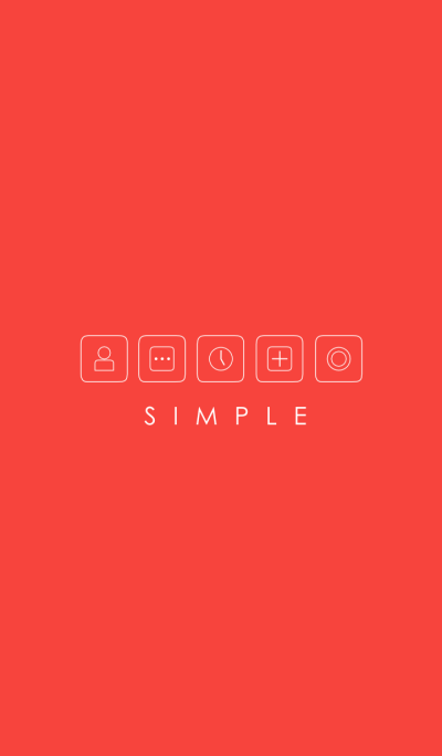 SIMPLE(red)SIMPLE(red)V.2