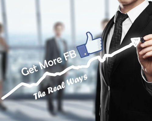 Get Real Facebook Likes