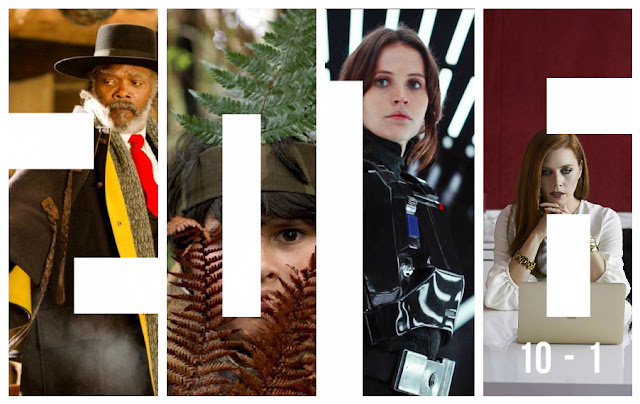 Top 20 Films of 2016 10-11 Popcorn and Glitter