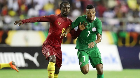 WAFU CUP: Nigeria beat Ghana Black Stars Team 'B' to reach semis