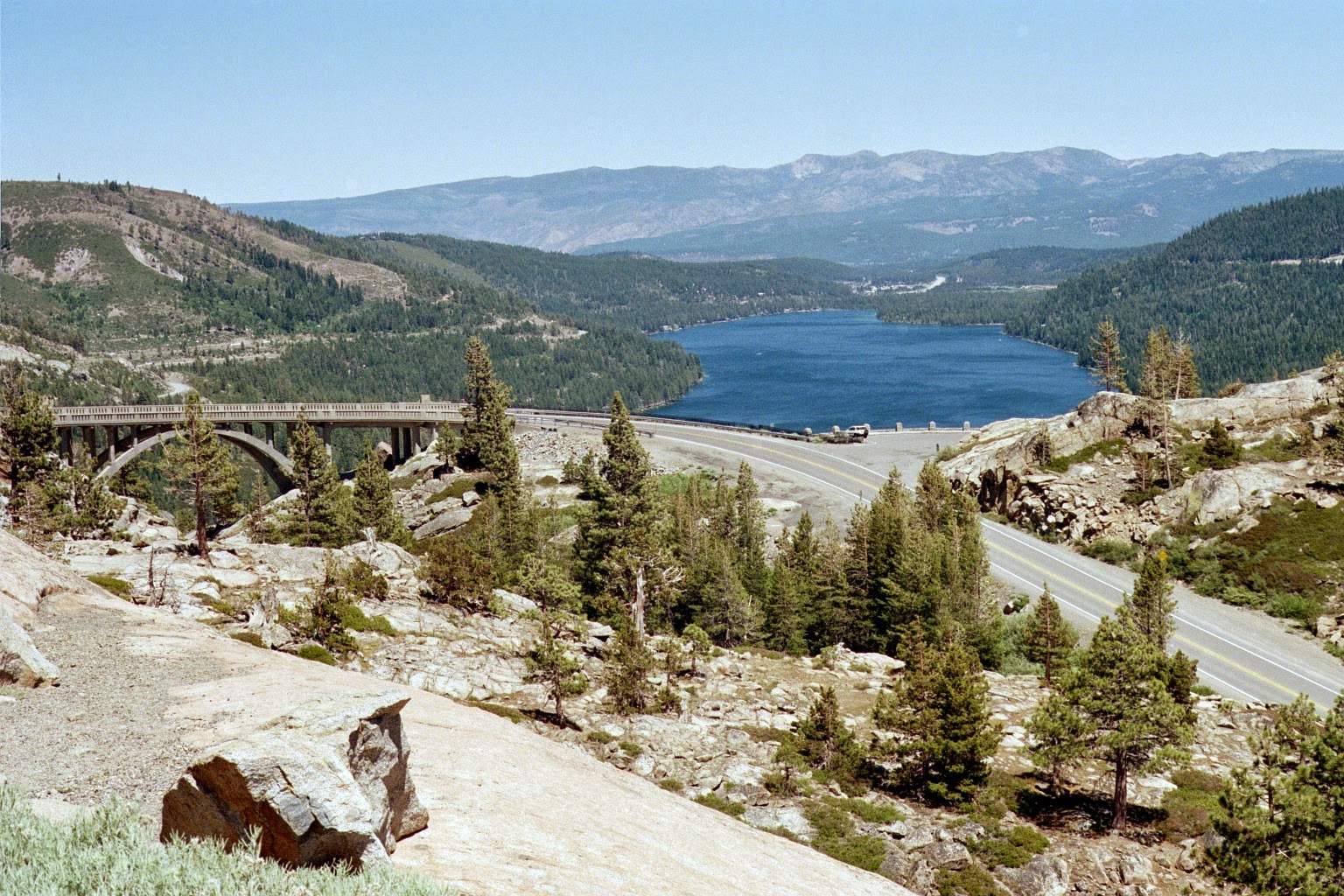 Armchair Hiker San Diego Amp More Donner Pass Truckee