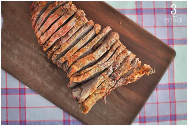 carne no sal grosso receita
