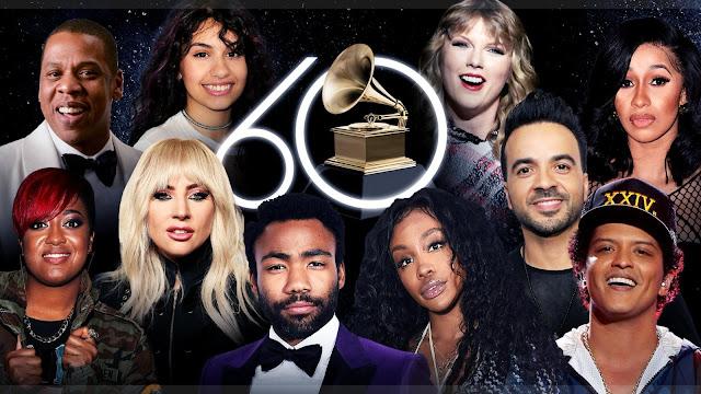 Grammy 2018 diễn ra khi nào và ở đâu