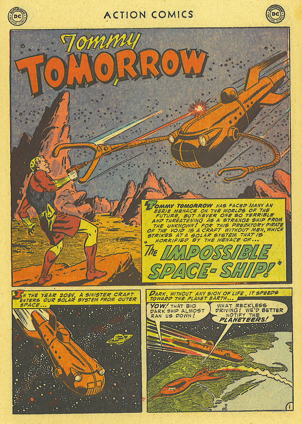 Read online Action Comics (1938) comic -  Issue #194 - 20