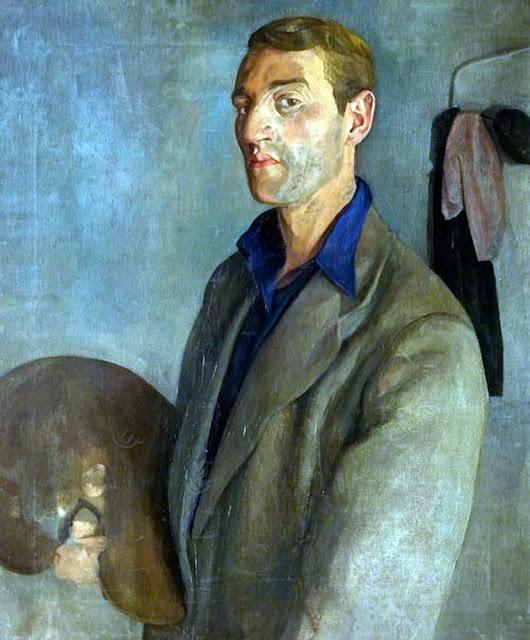 Gilbert Mason, Portraits of Painters, Fine arts, Self-Portraits
