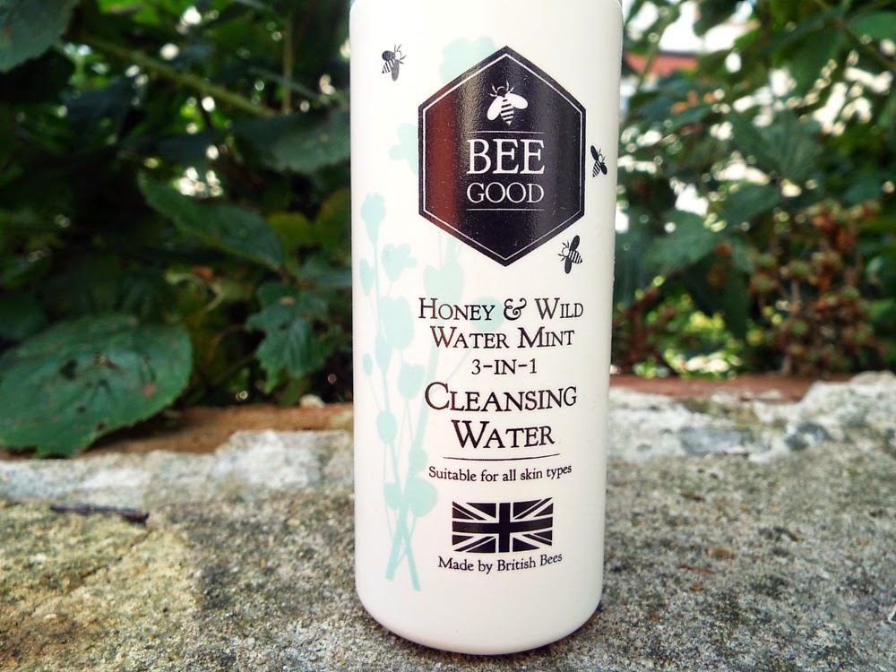 Bee Good Honey & Wild Water Mint 3-in-1 Cleansing Water