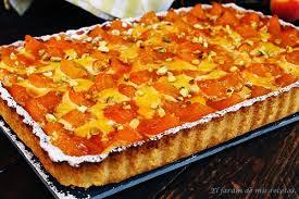 Torta de Albaricoques