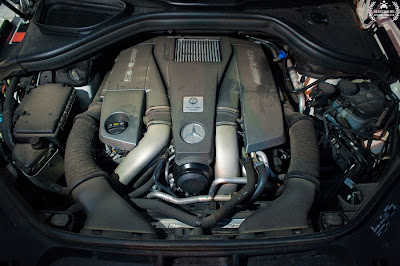 ml63 amg engine