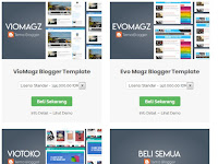 Ganti Template Blogger Evomagz V.4.9.1 | mas sugeng