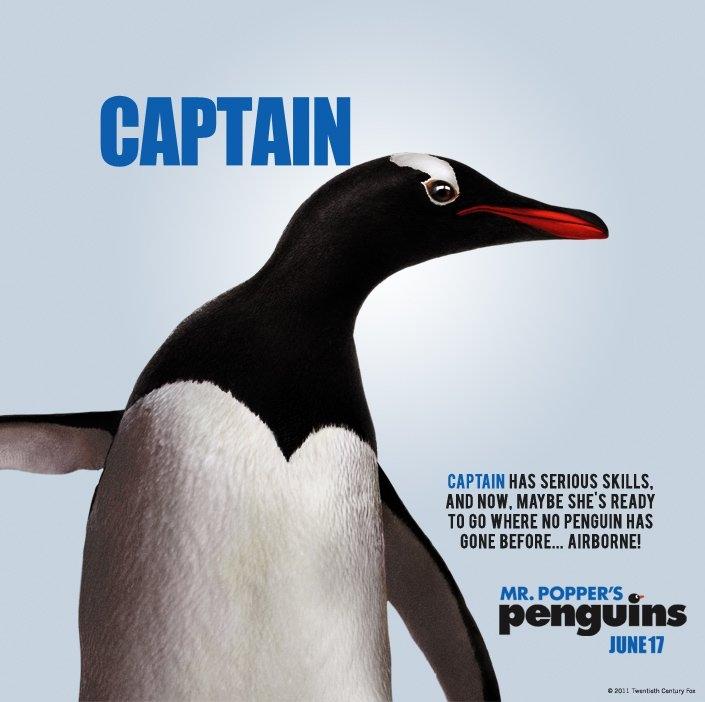 Mr Popper\'s Penguins – Meet the penguins! : Teaser Trailer