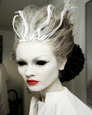 peinado halloween bruja