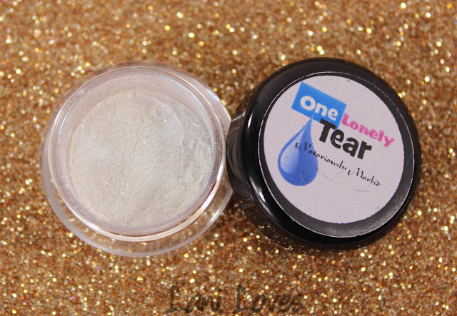 Notoriously Morbid Crybaby Eyeshadow Swatches & Review
