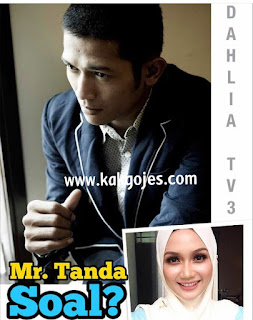 MR TANDA SOAL DI SLOT DAHLIA TV3,SINOPSIS DRAMA MR TANDA SOAL,barisan pelakon mr tanda soal, ost drama mr tanda soal, tonton online drama mr tanda soal, download full episod drama mr tanda soal