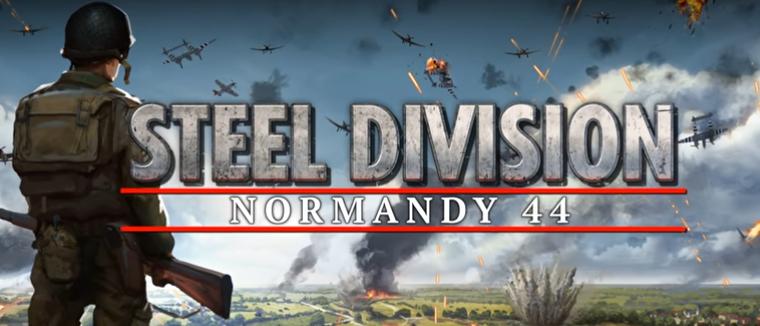 Se anuncia Steel Division: Normandy 44 para finales de año
