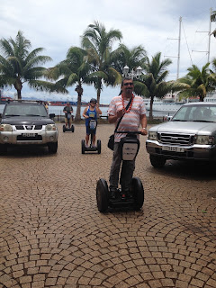 Segway Tahiti Tour