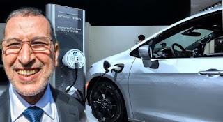 العثماني: 10 في المئة من سيارات الدولة ستكون من السيارات الكهربائية والهجينة
