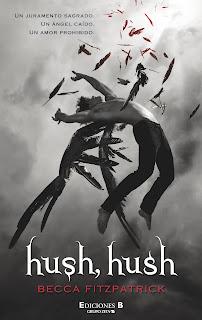 Resultado de imagen para libro hush hush