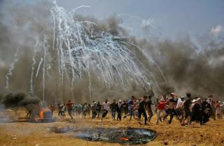 (c) Mohammed Abed -AFP