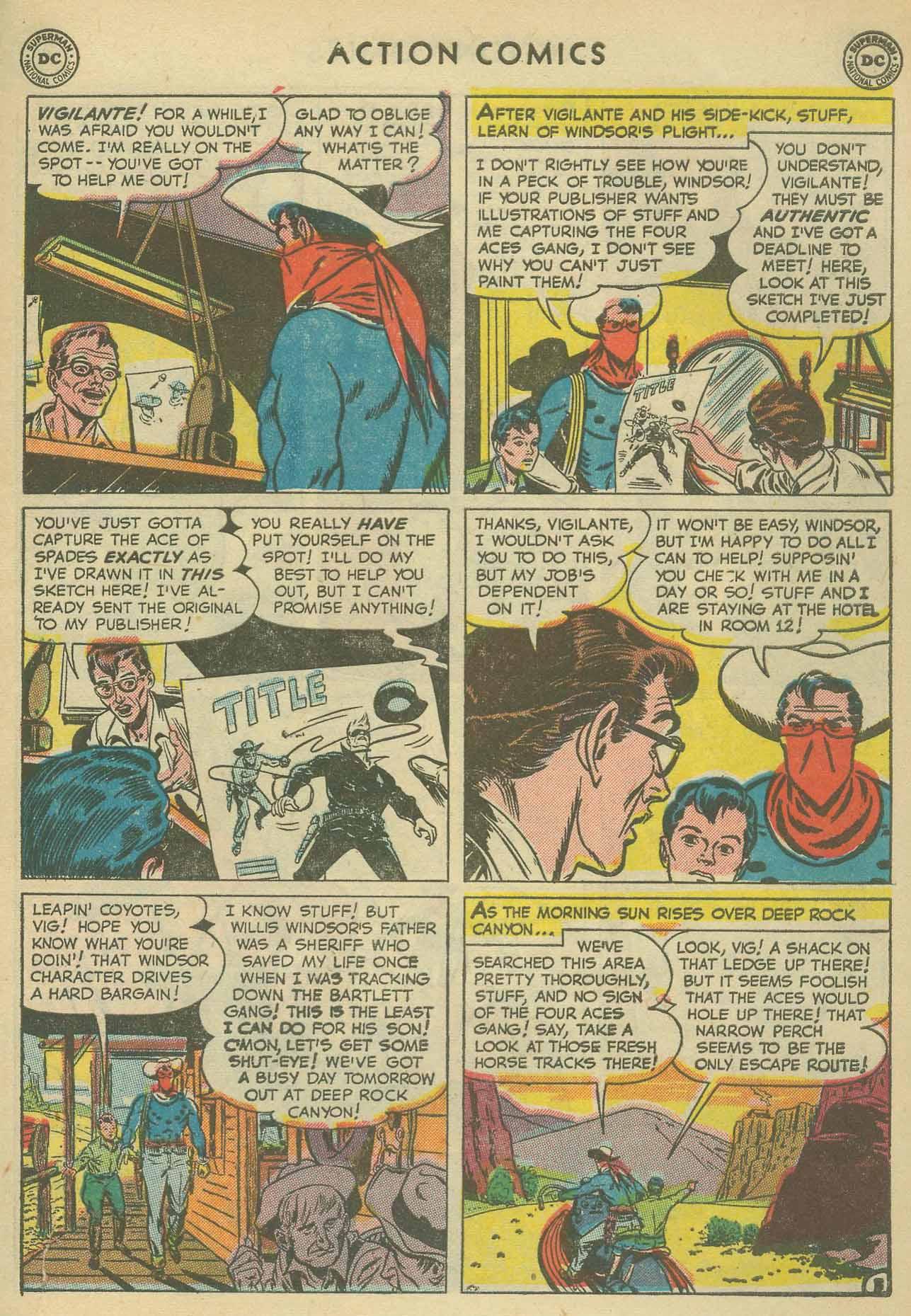Action Comics (1938) 160 Page 40