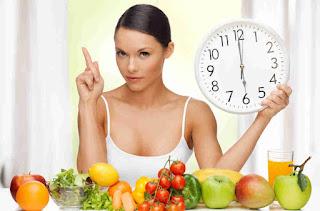 persiapan diet sehat