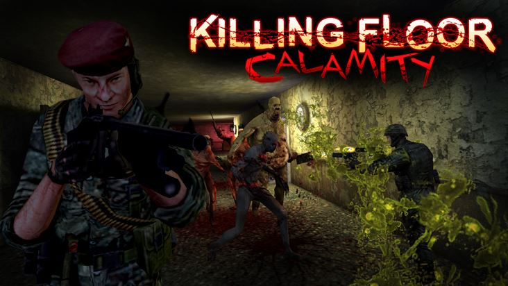 killing floor calamity apk mod offline download