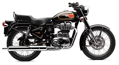 Royal Enfield Bullet 350 side view image/01