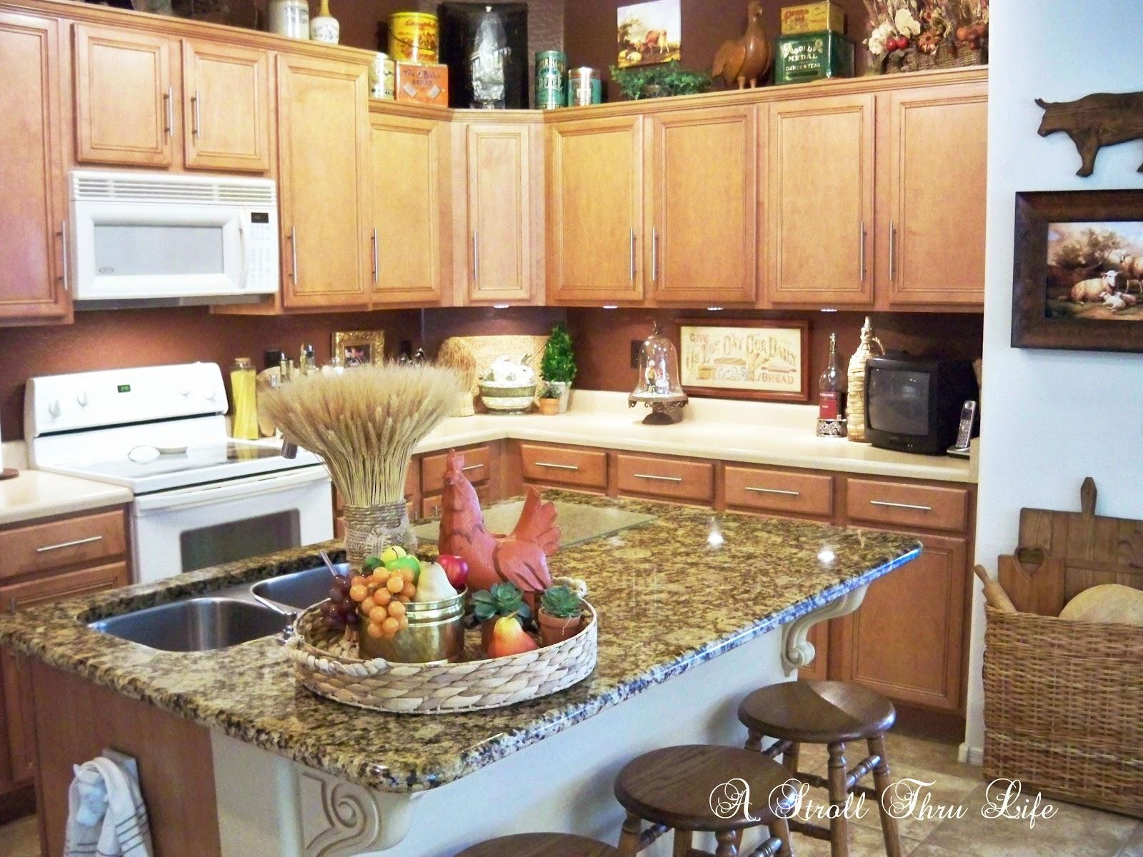 Create inviting decor for the kitchen