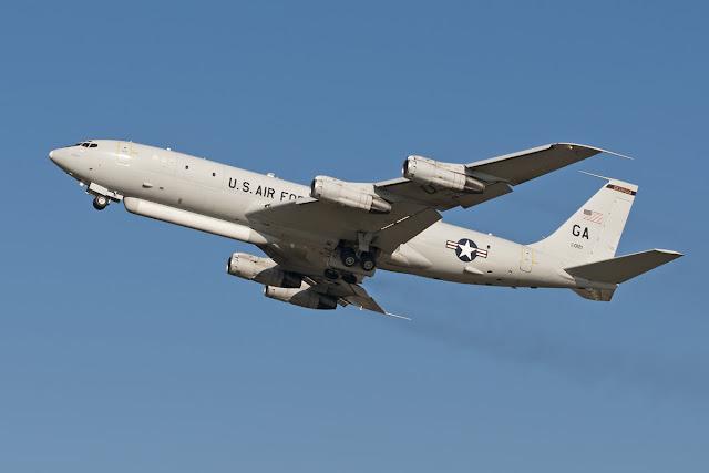 Northrop grumman e 8c jstars usaf aircraft wallpaper 3738