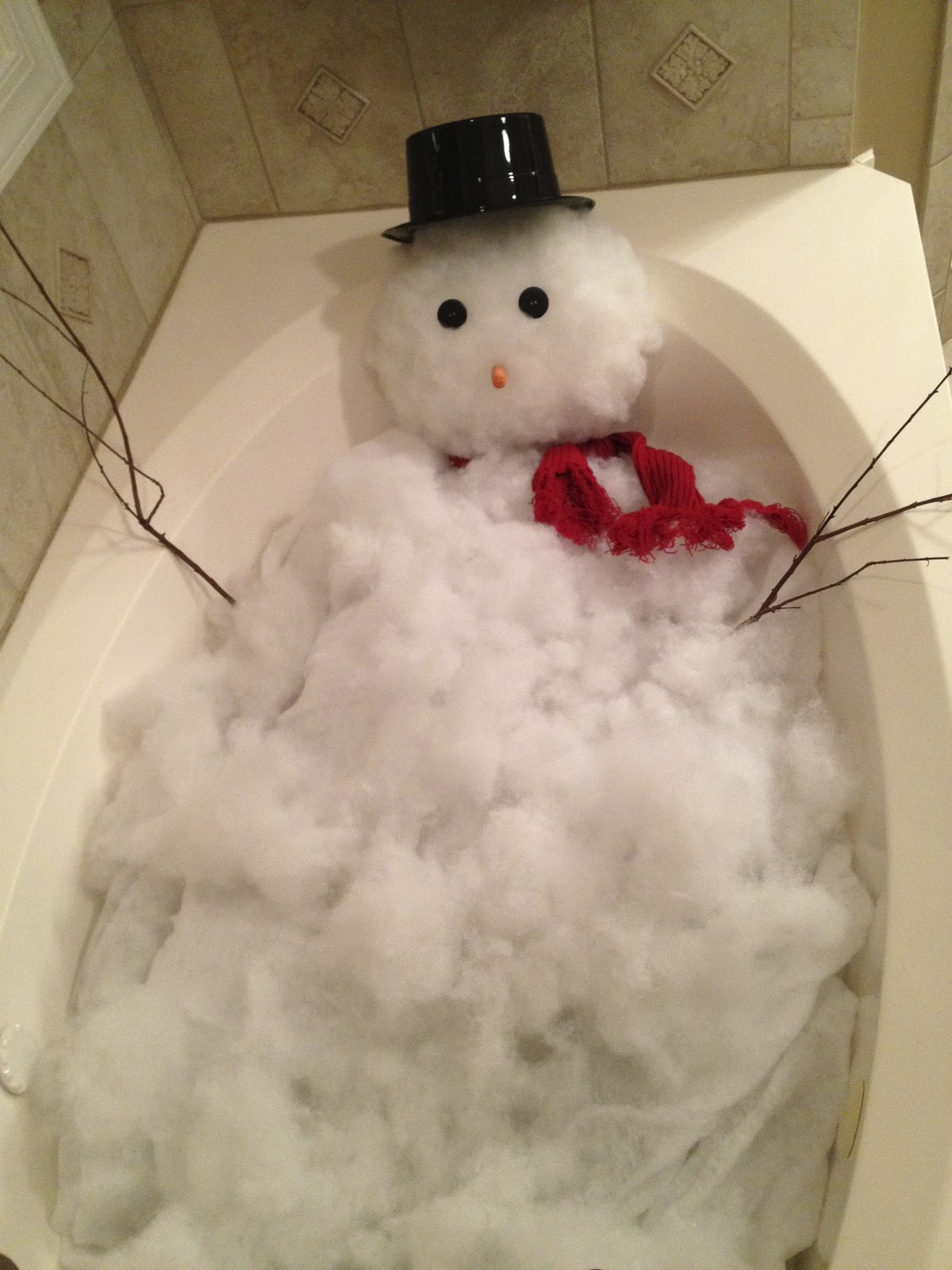 Southern N Sassy Frosty The Snowman Stops By