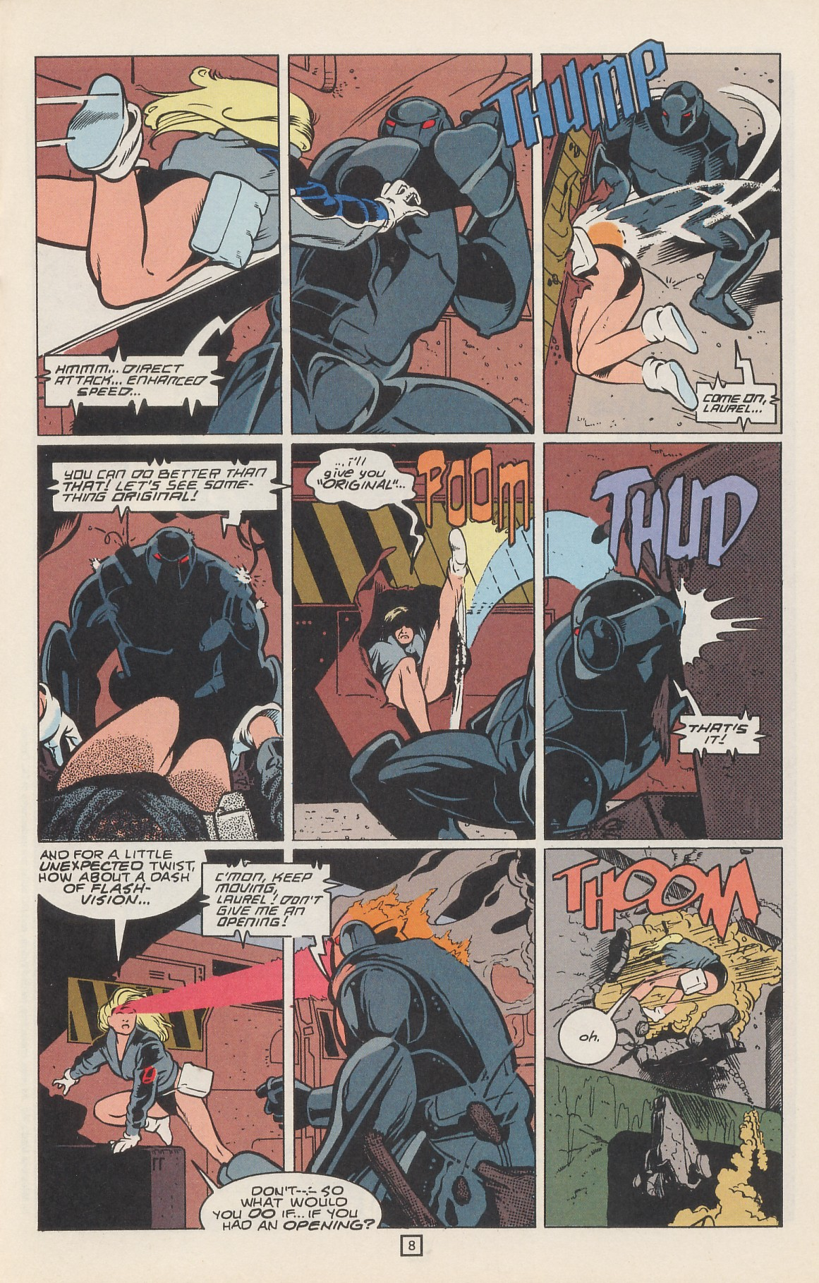 Legion of Super-Heroes (1989) 42 Page 10